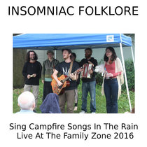 Sing Campfire Songs In The Rain cover art