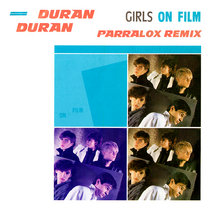 Duran Duran - Girls On Film (Parralox Remix V2) cover art