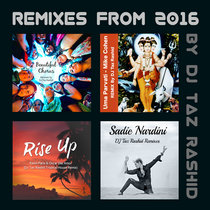 Remixes From 2016 cover art