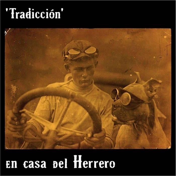"""""""Tradicción"""" (2016) cover art"""