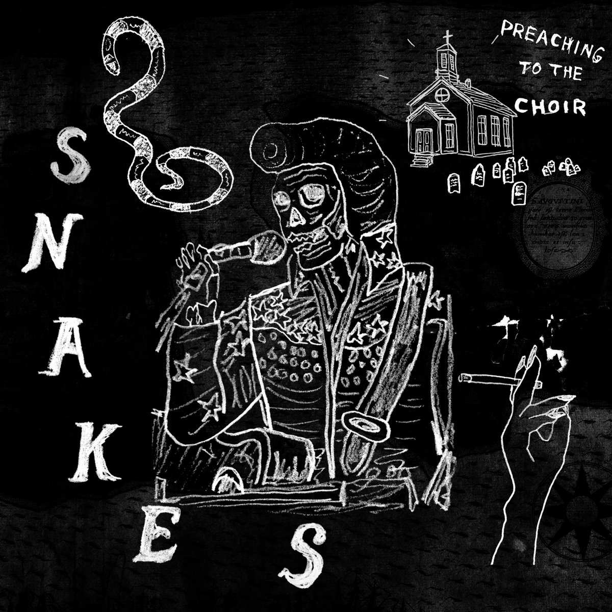 preaching to the choir demo snakes