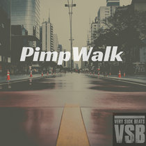 Pimpwalk cover art