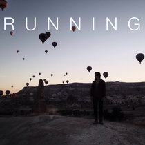 Running (Radio Edit) - single cover art