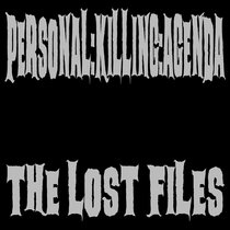 THE LOST FILES cover art