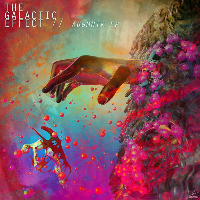 AUGMNTR EP cover art