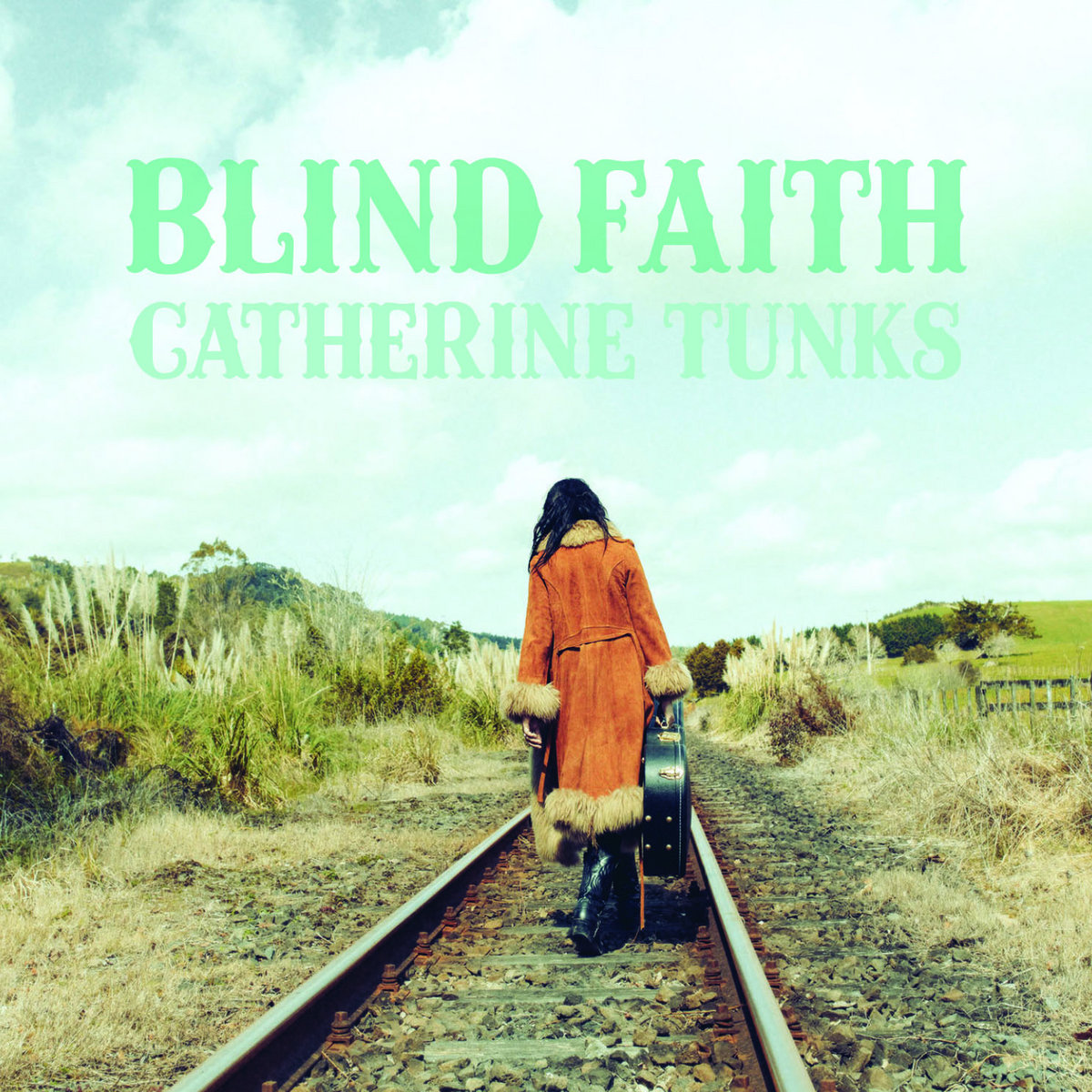 BLIND FAITH by CATHERINE TUNKS - SONGSTRESS