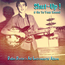 Shut Up! & Go To Your Room! cover art
