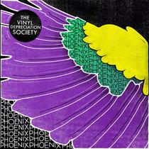 The Vinyl Depreciation Society - Phoenix cover art