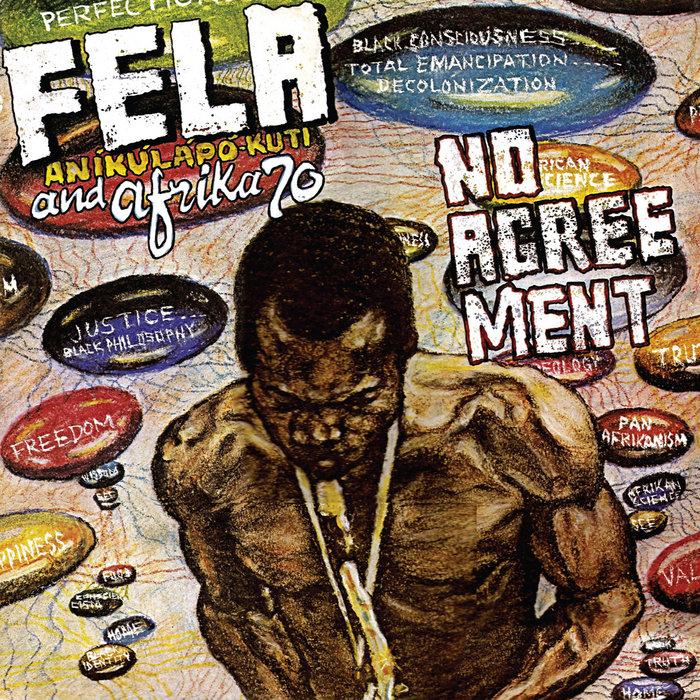 No Agreement 1977 Fela Kuti