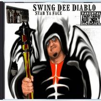 Stab Ya Face(CD Single) cover art