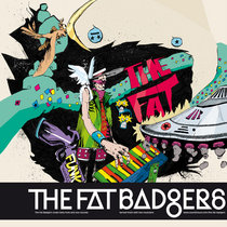 The FAT EP cover art