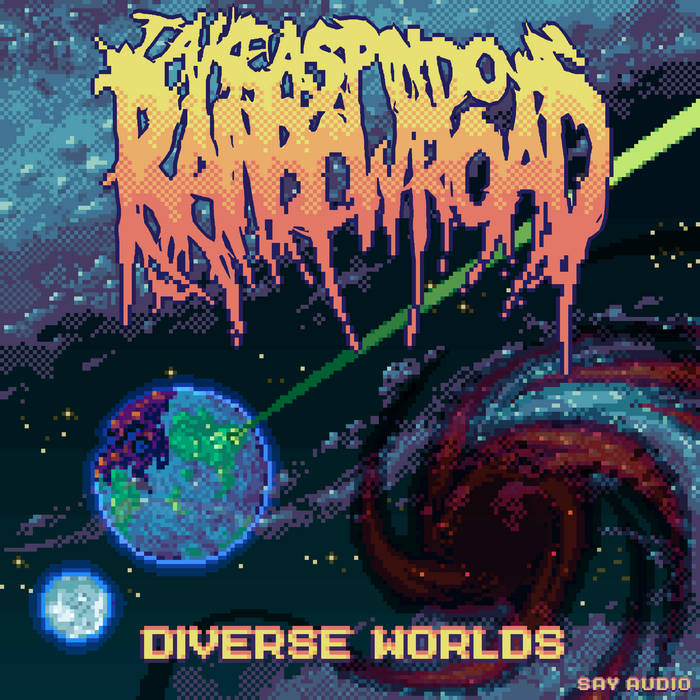 Diverse Worlds cover art