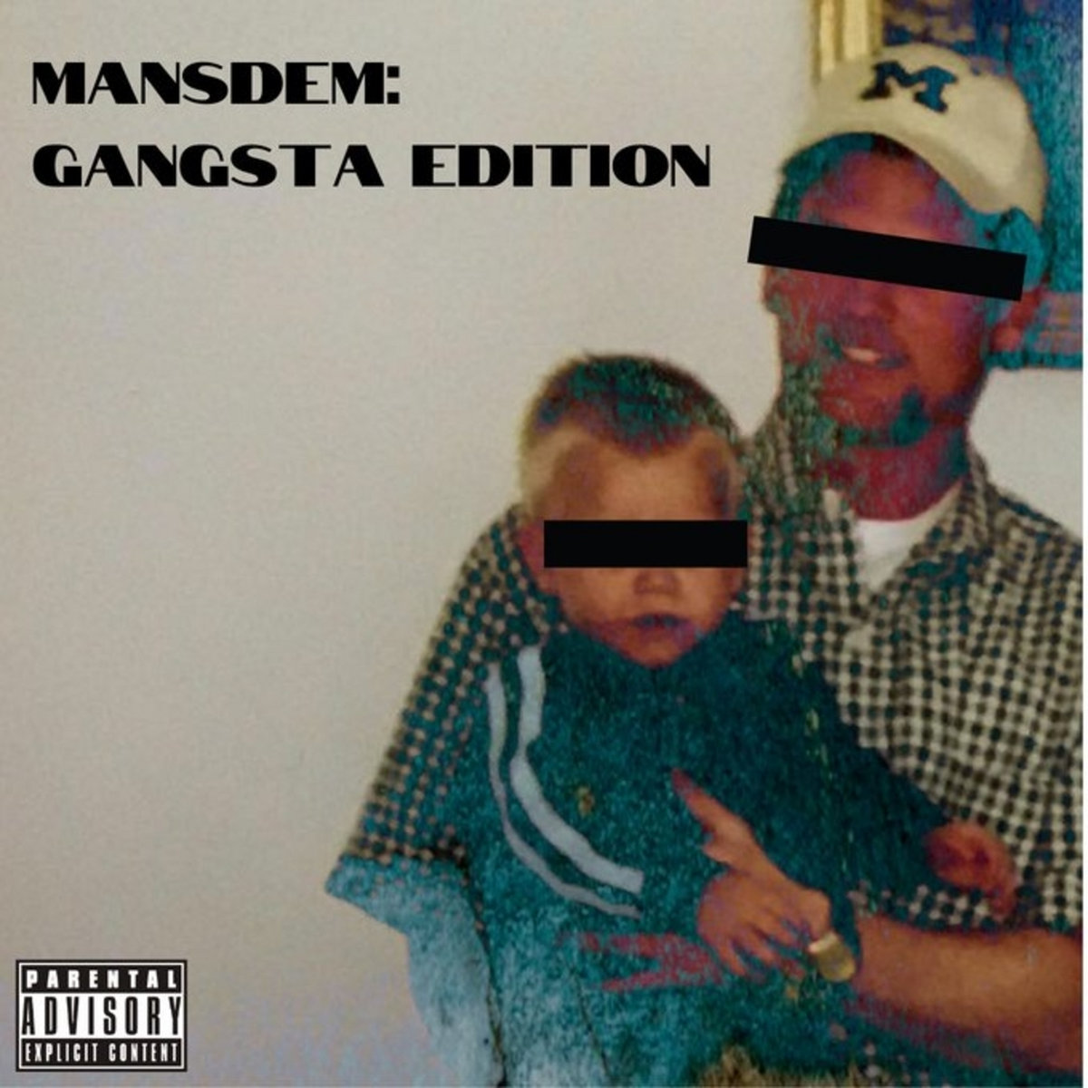 MANSDEM, Bloodblixing - MANSDEM: GANGSTA EDITION EP