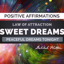 Peaceful Dreams - Positive Affirmations cover art