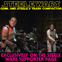 Gonk & Steele's Trash Compactor Ep009 cover art