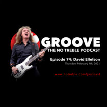 Groove – Episode #74: David Ellefson cover art