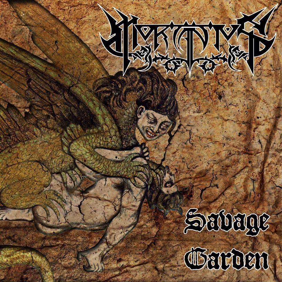 Savage Garden (EP)   Mortanius