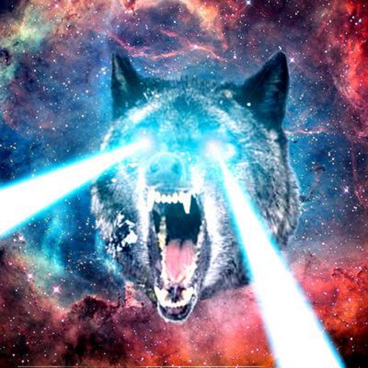 Image result for laser wolf