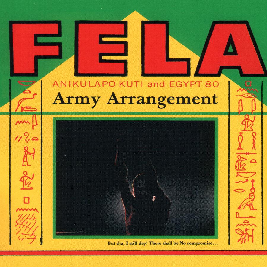 Army Arrangement (1985) | Fela Kuti