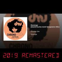 Gauthier DM - Revenge (David Duriez Acid Dub Mix) [2019 Remastered] cover art