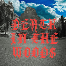 Death in the Woods digital single cover art