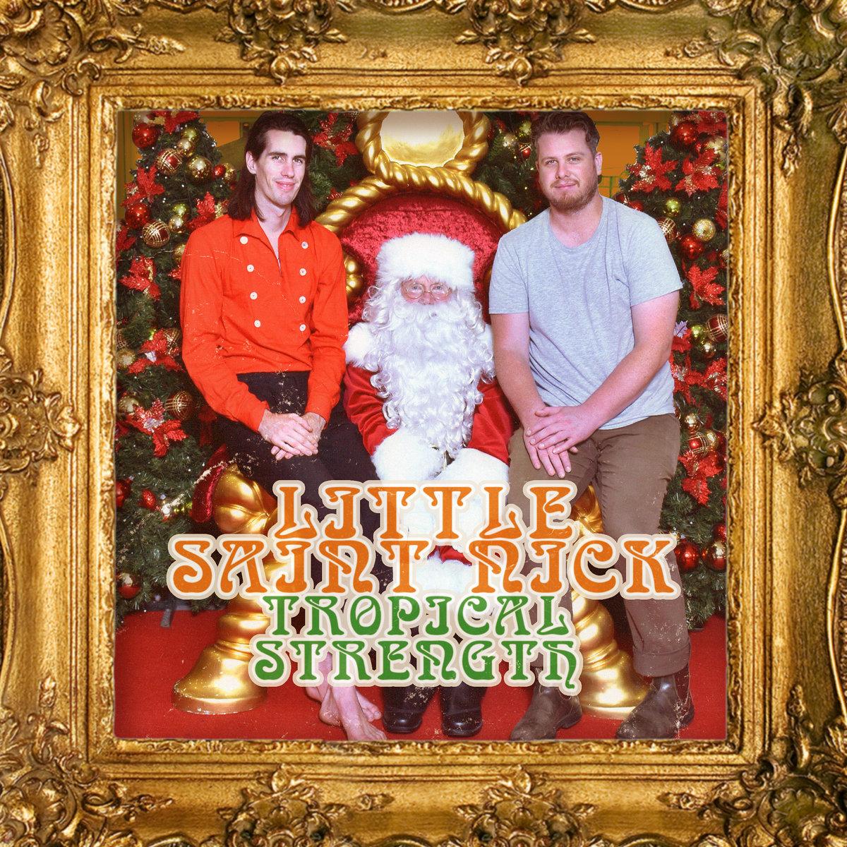 Beach Boys Christmas.Little Saint Nick Beach Boys Cover Tropical Strength