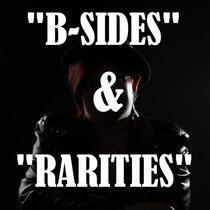 """B-Sides"" & ""Rarities"" cover art"