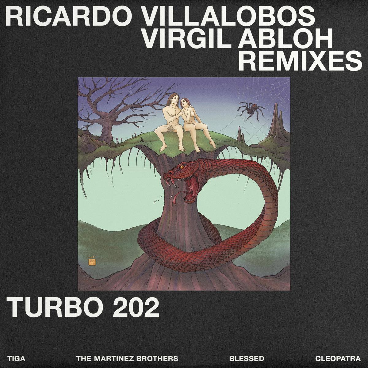 Blessed (Virgil Abloh Future-Jazz Remix)   Turbo Recordings