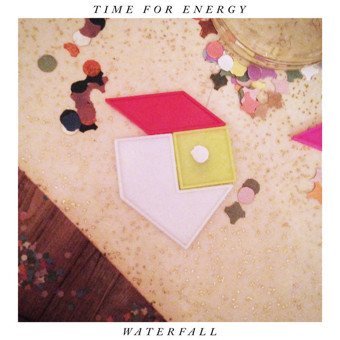 Cover Time For Energy - Waterfall