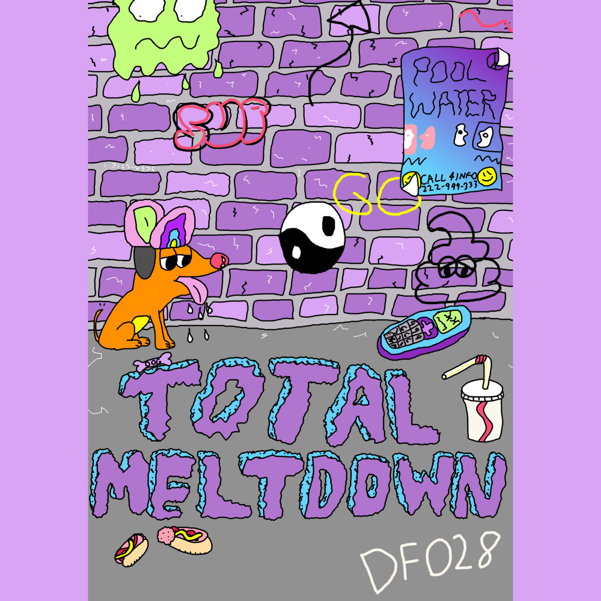 poolwater - total-meltdown