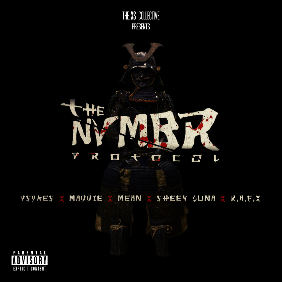 The nvmbr protocol thexs collective by various artists malvernweather Choice Image