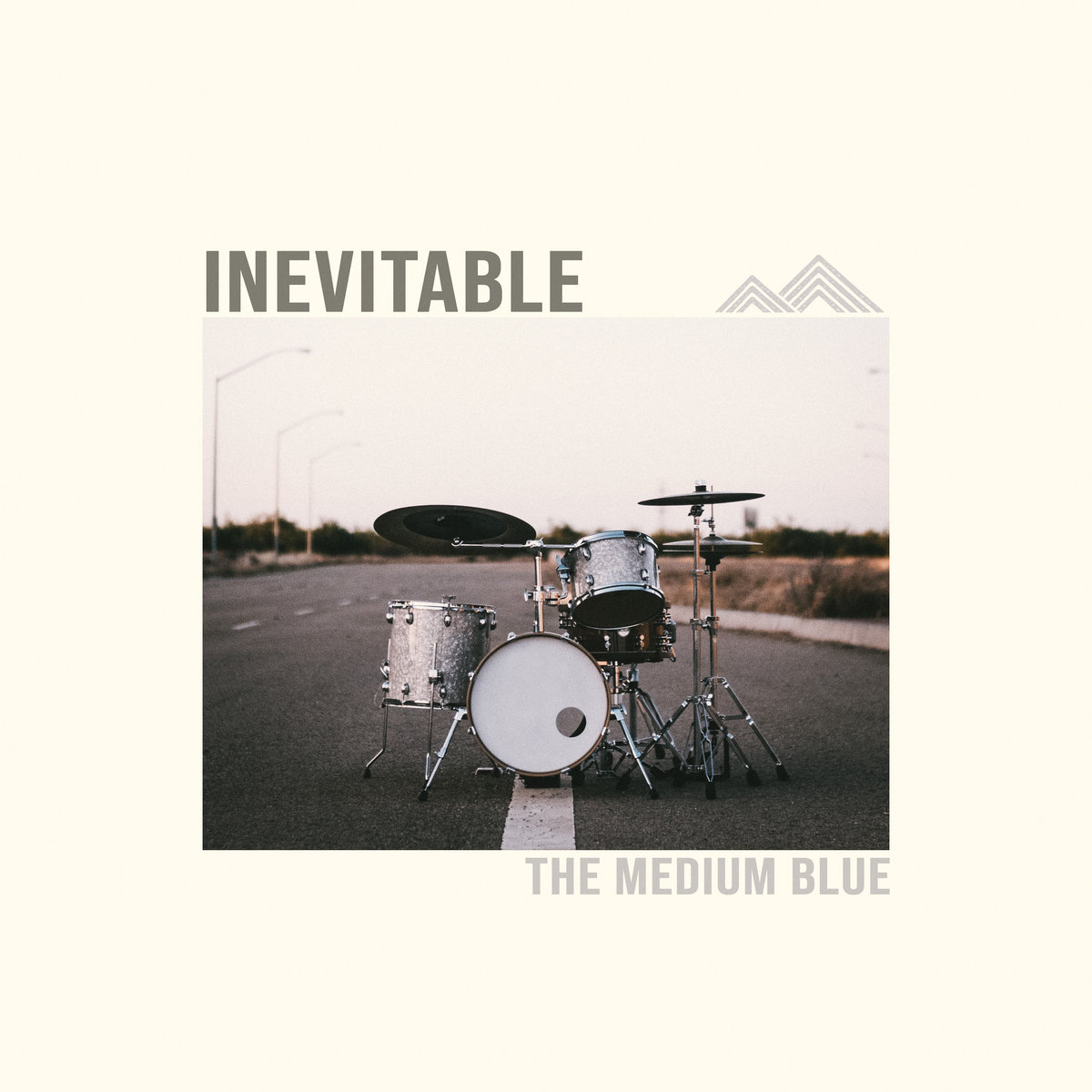 Inevitable [Single] by THE MEDIUM BLUE