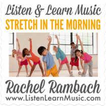 Stretch in the Morning cover art