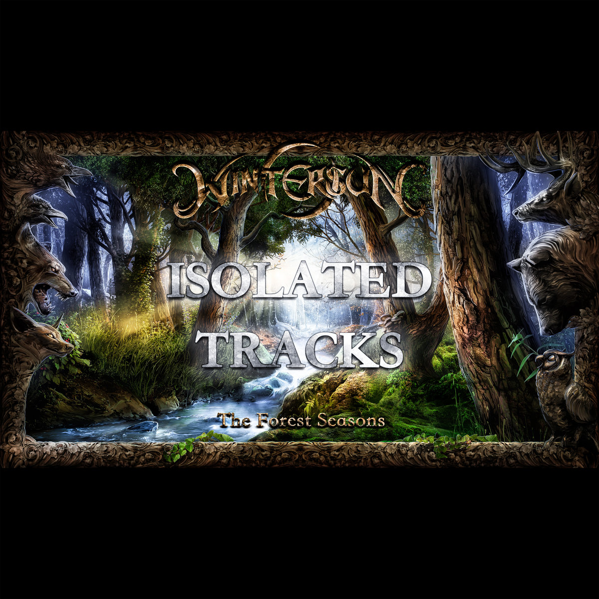 The Forest Seasons Isolated Tracks | Wintersun