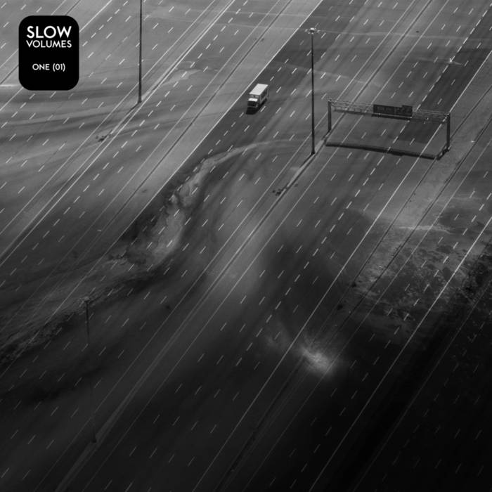 SLOW VOLUMES : ONE (01) cover art