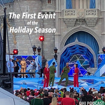 The First Event of the Holiday Season cover art