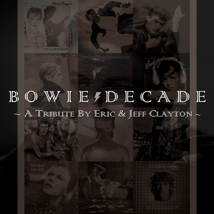 Lyric david bowie word on a wing lyrics : BOWIE : DECADE | Eric & Jeff Clayton