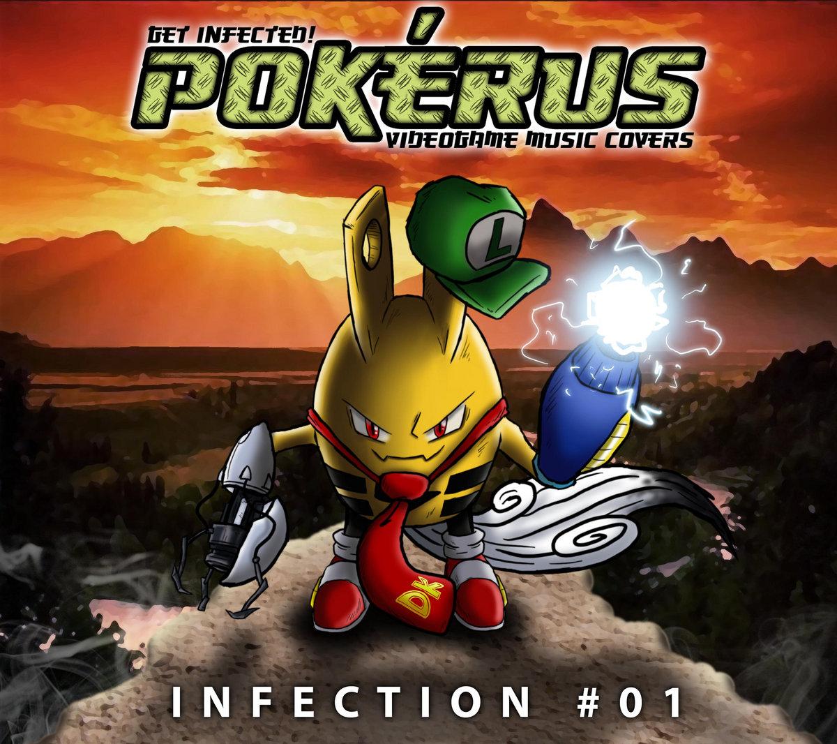 Infection #01 | Pokérus Project