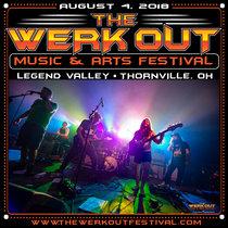 Twerkapod LIVE @ The Werk Out Music & Arts Festival - 08.04.18 cover art