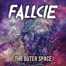 The Outer Space (EP) cover art