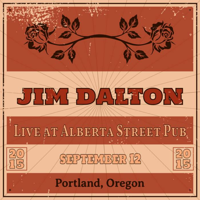 Live at Alberta Street Pub 09/12/15 by Jim Dalton