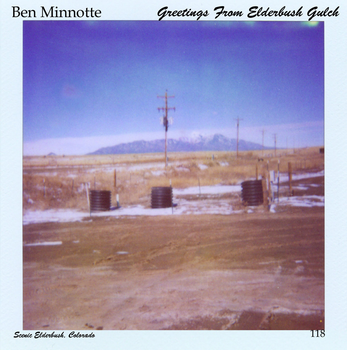 The Horror Movie Song Ben Minnotte