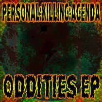 ODDITIES EP cover art