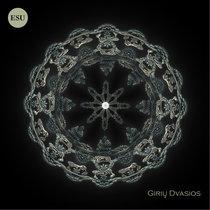 Giriu Dvasios - Esu cover art
