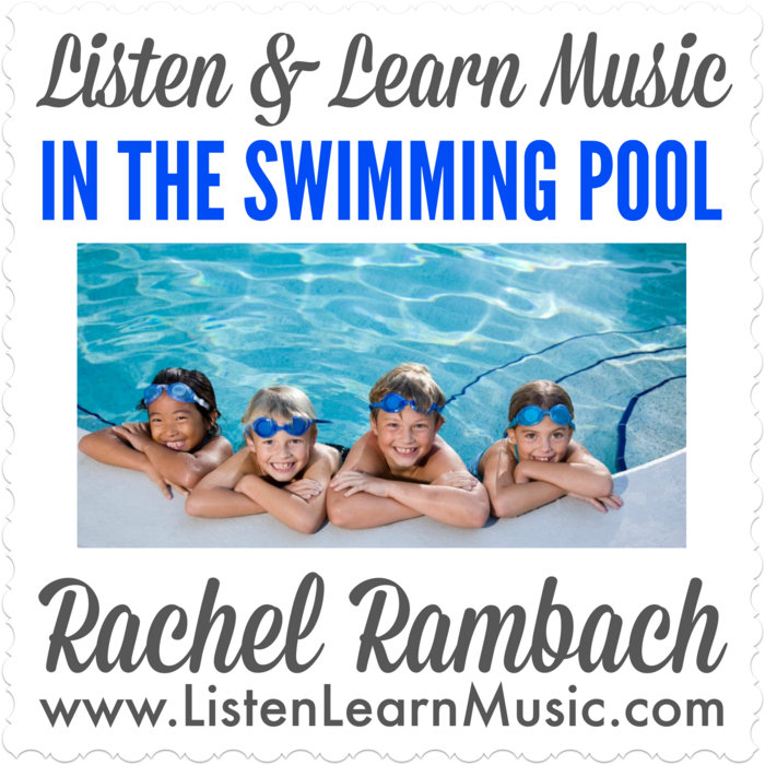 In The Swimming Pool Instrumental Listen Learn Music