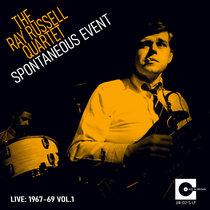 Spontaneous Event - Live Vol.1: 1967-69 cover art