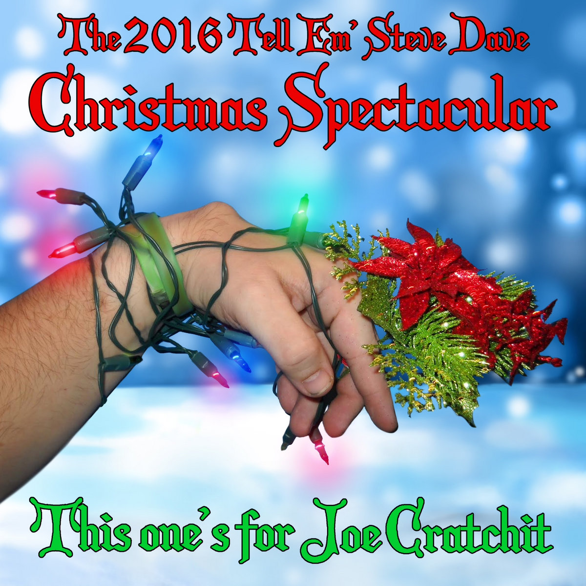 Tesd Christmas 2019 TESD X Mas 2016   Tell 'em Steve Dave