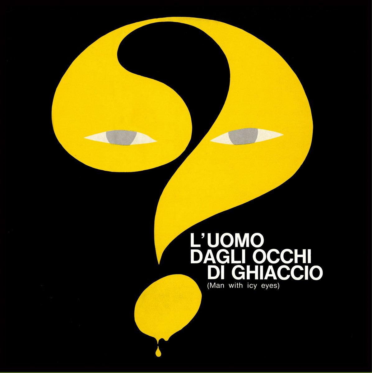 L'UOMO DAGLI OCCHI DI GHIACCHIO