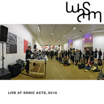 Live At Sonic Acts 2016 cover art