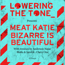 Meat Katie - Bizarre Is Beautiful - W/RMX by Anderson Noise, Chevy One, Blatta & Inesha cover art